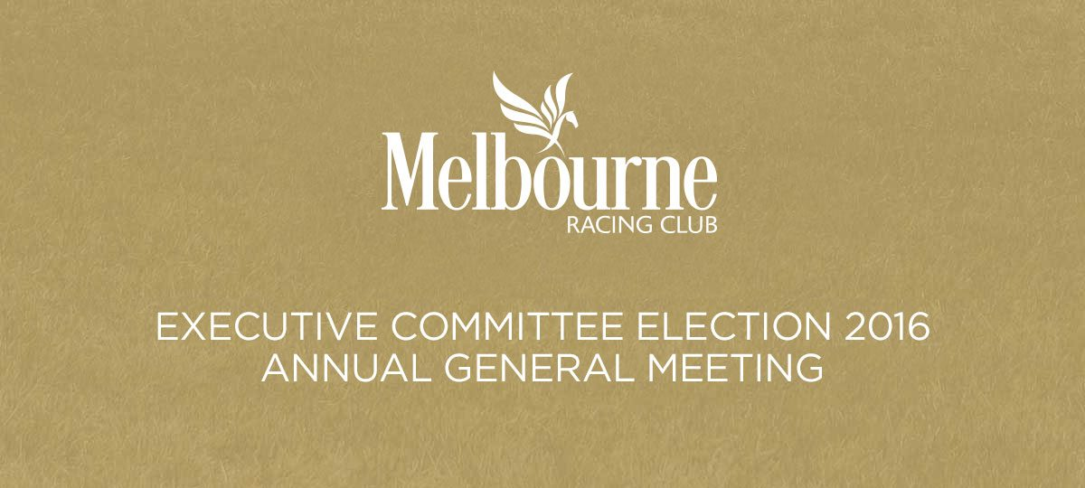 Executive Committee Election 2016