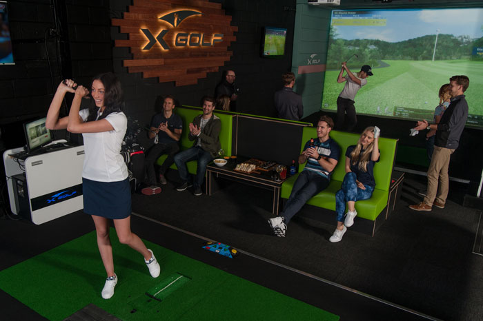 Exclusive X-Golf Malvern Members Offer