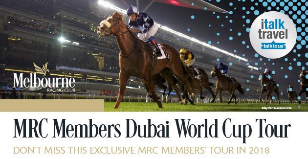 MRC Dubai Members Tour – March 2018