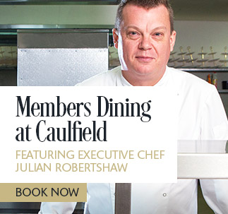 Members Dining at Caulfield