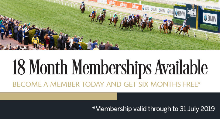 18 Month Memberships
