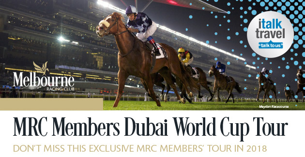 MRC Dubai Members Tour – March 2018