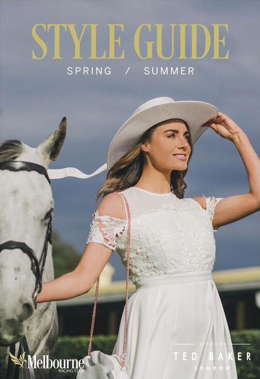 Melbourne Racing Club MRC Spring Summer Style Guide 2018