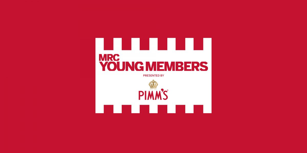 MRC Young Members presented by PIMM's
